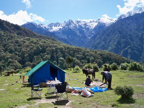 Druk Path Trekking Bhutan Reise Dimsum Reisen Beschreibung