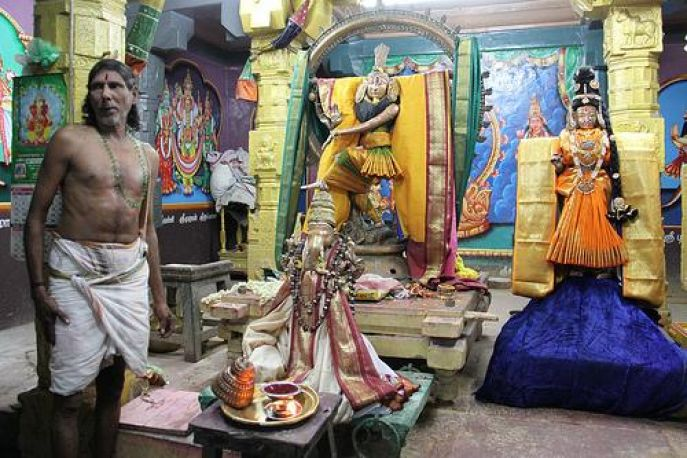 het dateren van plaatsen van Madurai Hoe lang moet je praten met iemand voor dating